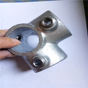 hot dip galvanized key calmp Pipe Fittings Industrial suitable for 42.3mm pipe