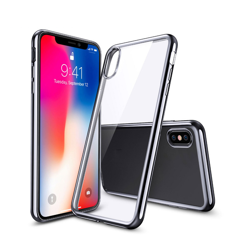 2018 Free Sample Mobile Phone Case Cell Phone <strong>Accessories</strong> For iPhone XS Max 6.5 TPU Case
