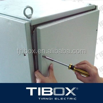 TIBOX cabinet distribution outdoor electrical cabinet