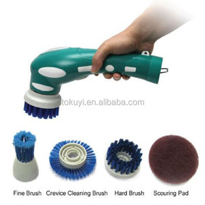 Household cleaning tool, Cordless electric brush cleaner