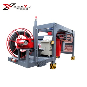 Fully automatic hand held concrete slab saw cutting machine