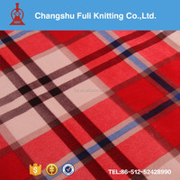 printing super soft velvet blanket fabric with promotional price