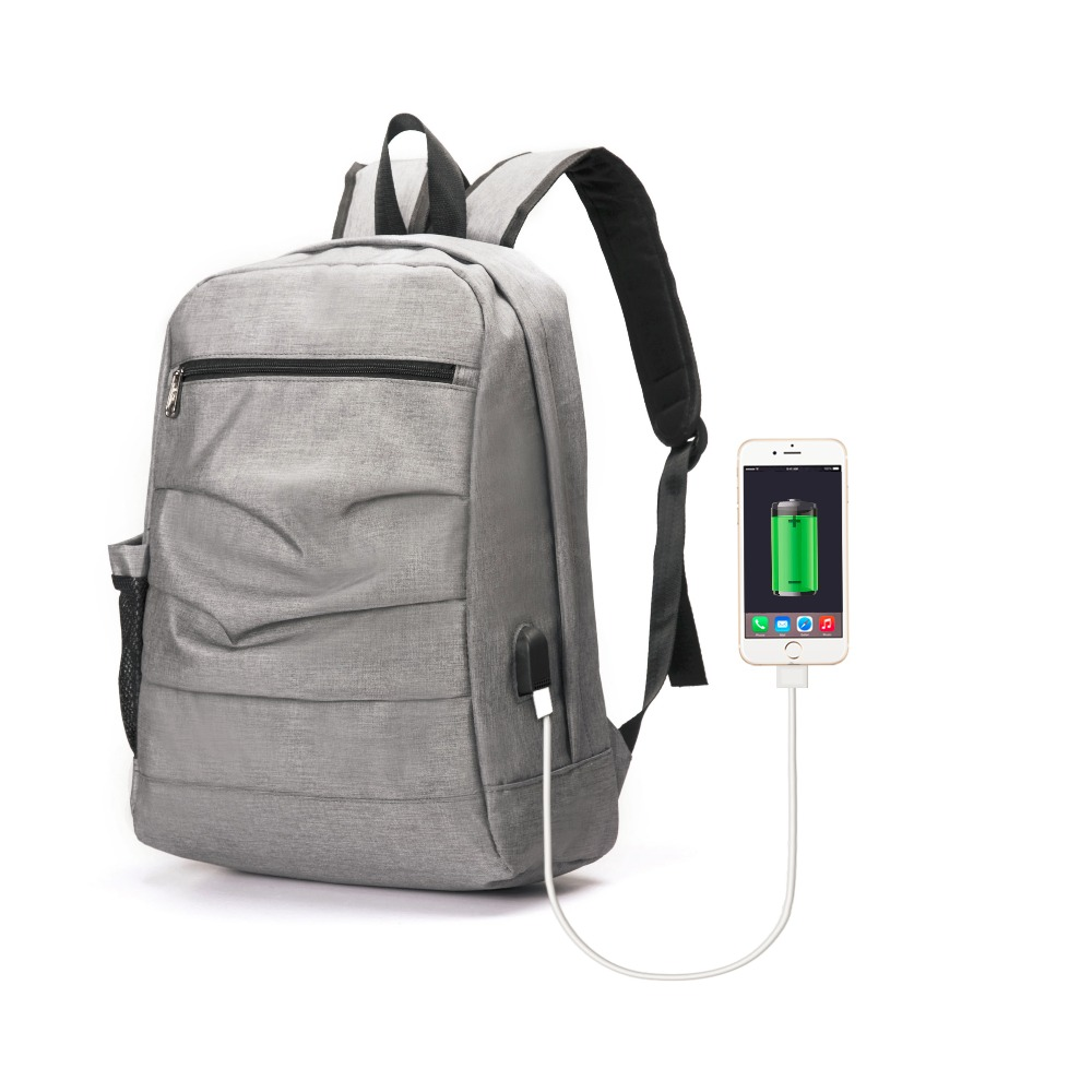 Hot selling laptop backpack usb port