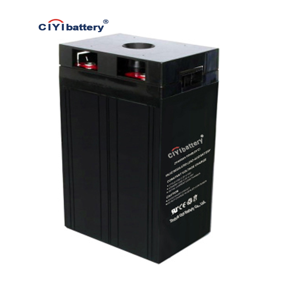 Long Life UPS Lead Acid Battery 2V 450AH AGM Battery