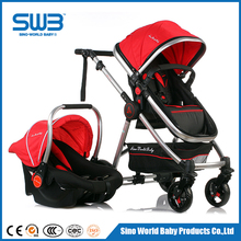 Baby stroller with carriage price, 9-25 kg Weight baby safty products