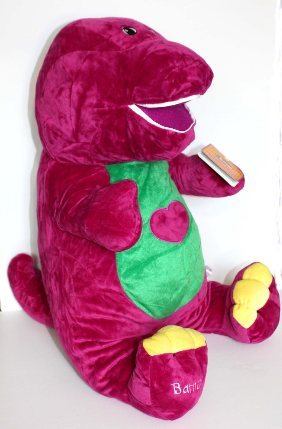 "Barney Plush Singing ""I Love You"" Song 24"""