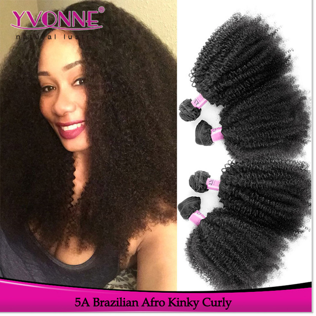Best selling hair products yvonne afro kinky curly hair extension cheveux bresiliens