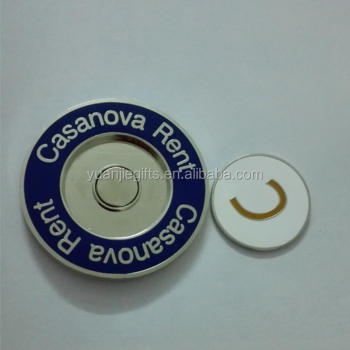 ball markers. unique custom golf ball markers and poker chips for accessories d