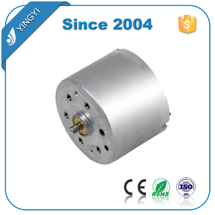 Miniature dc motor small powerful 6v 6000rpm dc electric motor 10w for sale