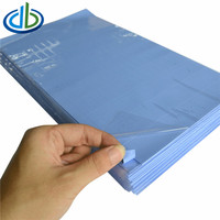 wholesale customized thermal conductive silicone insulation pad mat