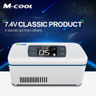M-COOL New design upgraded medicool fridge insulin pen syringe cooler box cooling bag camping carry case medicine freezer 12v