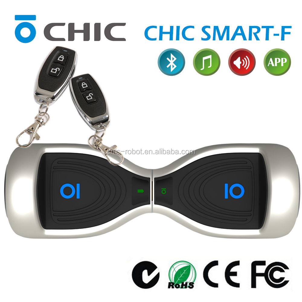 New design APP CHIC SMART F balancing 500cc scooter