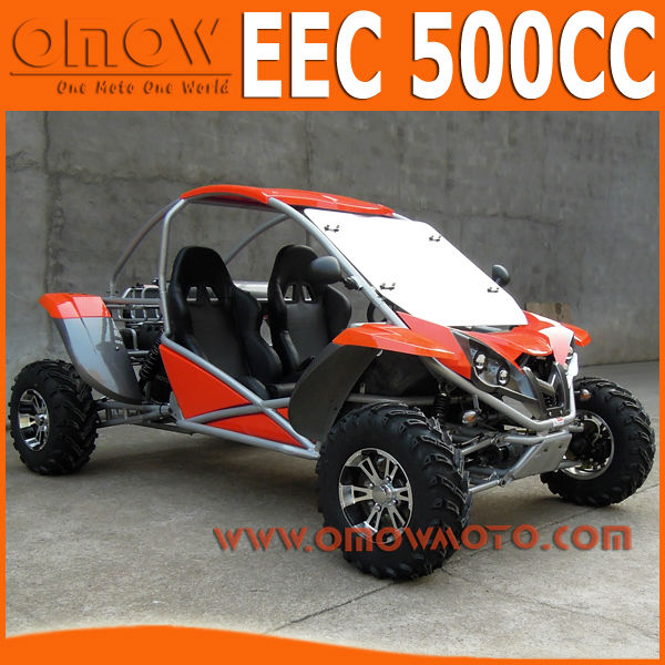 EEC 500cc Four Wheel Bike For Adults
