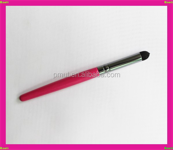 travel latex eye shadow applicator pink
