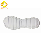 Latest Light-weight PU Ladies Flat Sandals