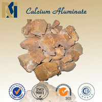 calcium aluminate test report