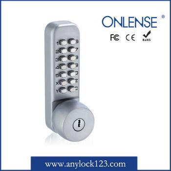 Mechanical Lock Code Operated No Need Battery Buy Lock
