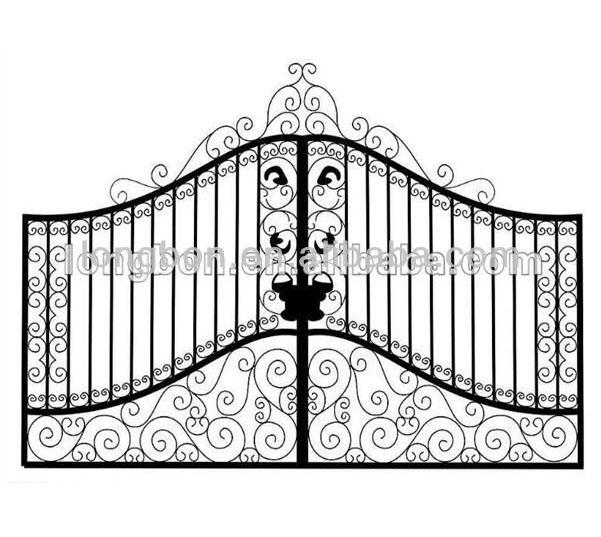 2017 Top-selling Steel Frame Fence Gates - Buy Steel Frame Fence ...