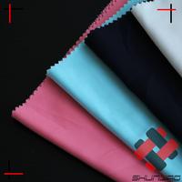 ITY Wool peach stretch satin chiffon soft spandex fabric for nightgown