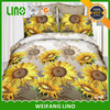 wholesale turkey floral style new bed sheet design elastic fitted sheet