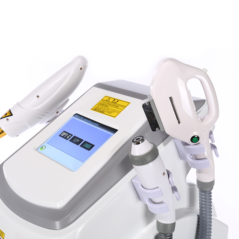 Multi-functional IPL hair removal laser equipment
