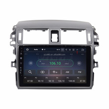 Android 9.0 touchscreen auto dvd player <span class=keywords><strong>gps</strong></span> für toyota Auris corolla <span class=keywords><strong>2012</strong></span> stereo auto multimedia navigation WIFI 2G RAM