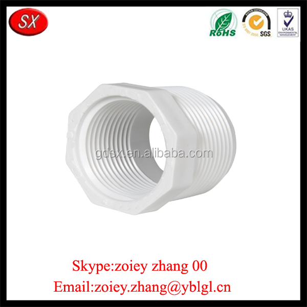 China Supplier Customized Made Precision Nylon Reducer Bushing