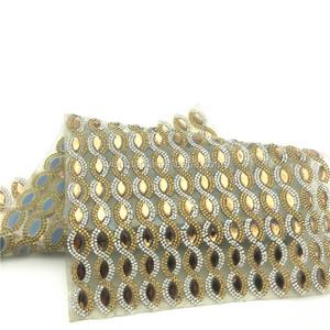 baed0ec3b Clothing Rhinestone Glue Mesh Hotfix To Decorate