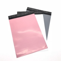 High Quality poly mailer Waterproof mailing bags Strong Self Adhesive Tape shipping bags for clothing