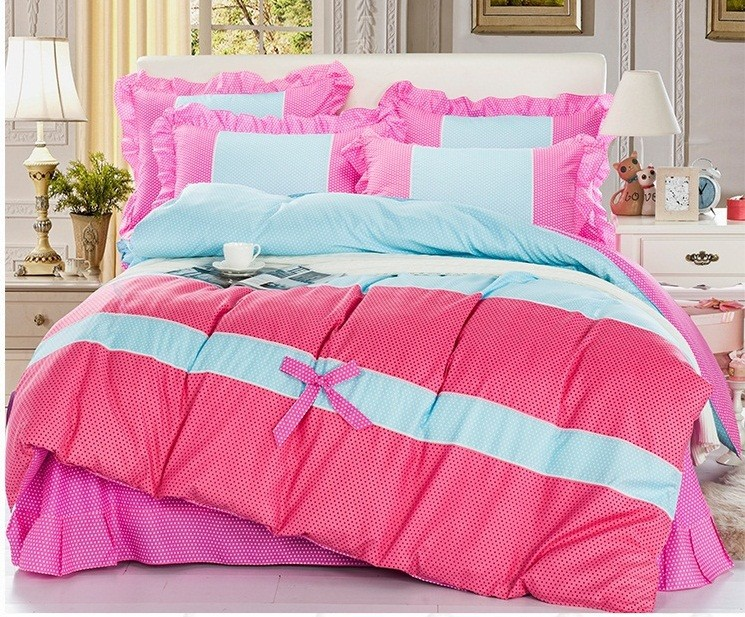 100% Cotton Adult Kids Bedding Set 3d Bed Sets Comforter