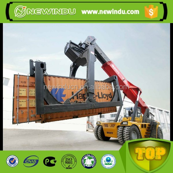 SANY 45ton used container reach stacker for containers