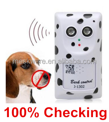High quality cartoon dog trainer electric dog trainer high power ultrasonic dog repeller