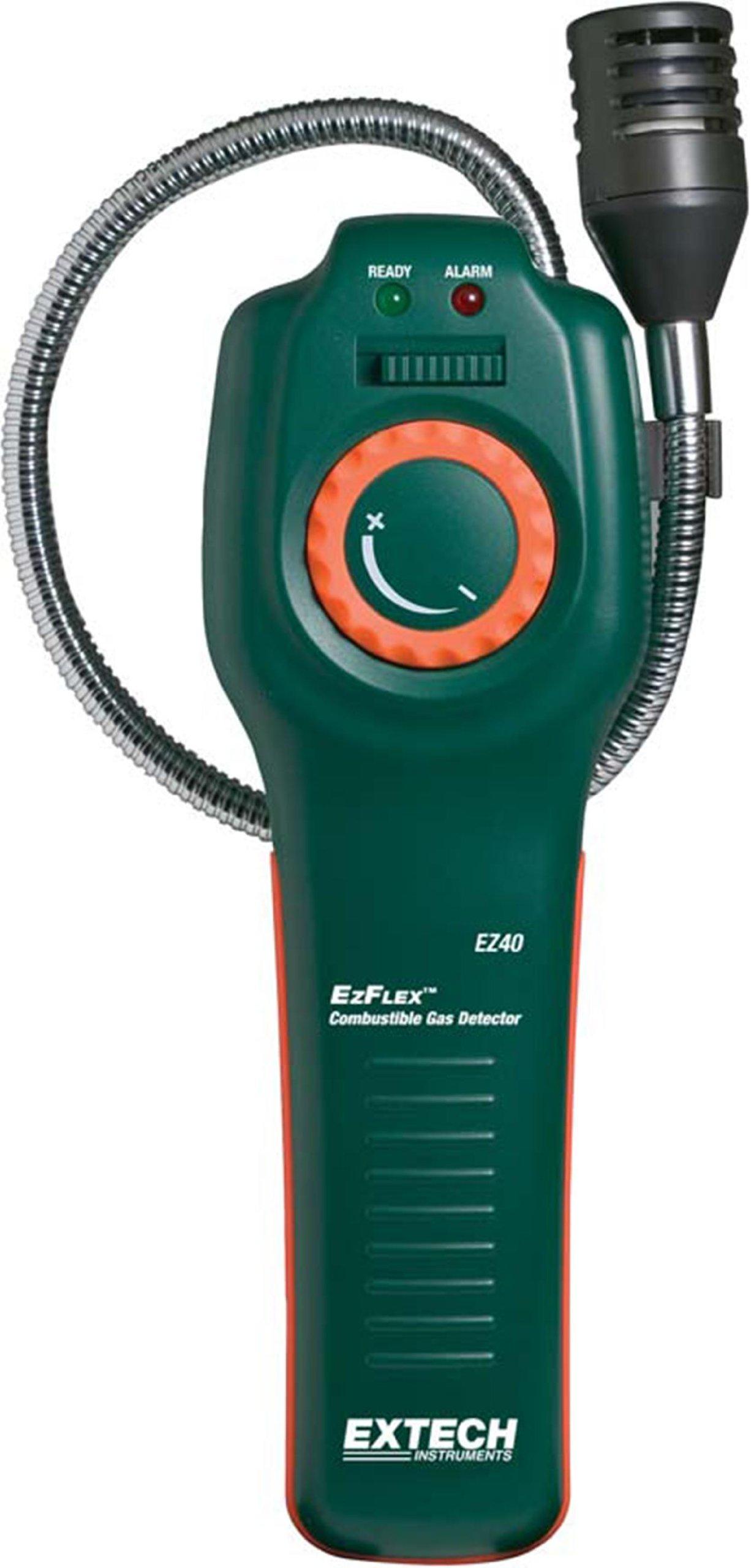 Extech EZ40 EzFlex Combustible Gas Detector