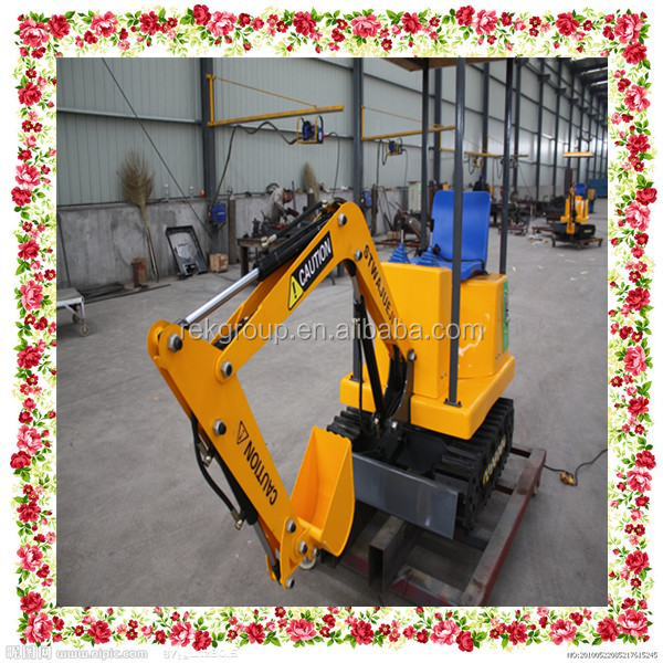 Superior China exclusive entertainment electric Children excavator for sale/Best selling for children for sale with CE approved
