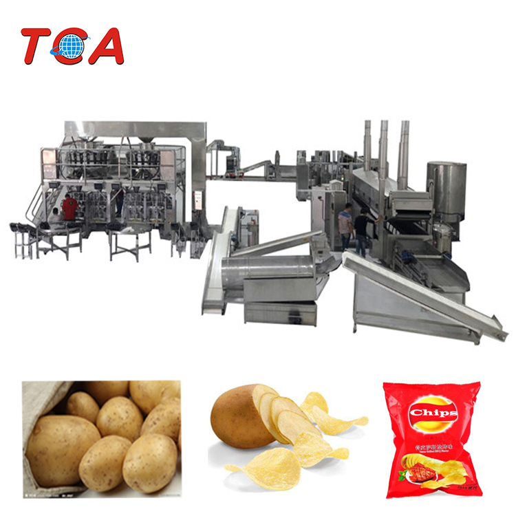 potato chips machine-30003