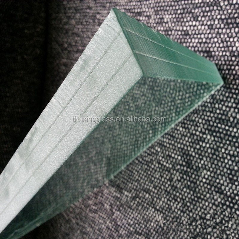 high quality 10+10 mm clear float laminated glass for curtain wall/window/door