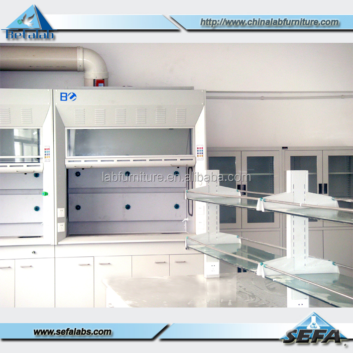 NEW DESIGN Steel Fume Hood / Chemical/Physics Laboratory Commercial