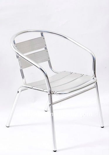 rental patio aluminium chair A101