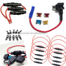 Free Samples Waterproof Auto Inline UL Cable Max Car Blade Fuse Holder