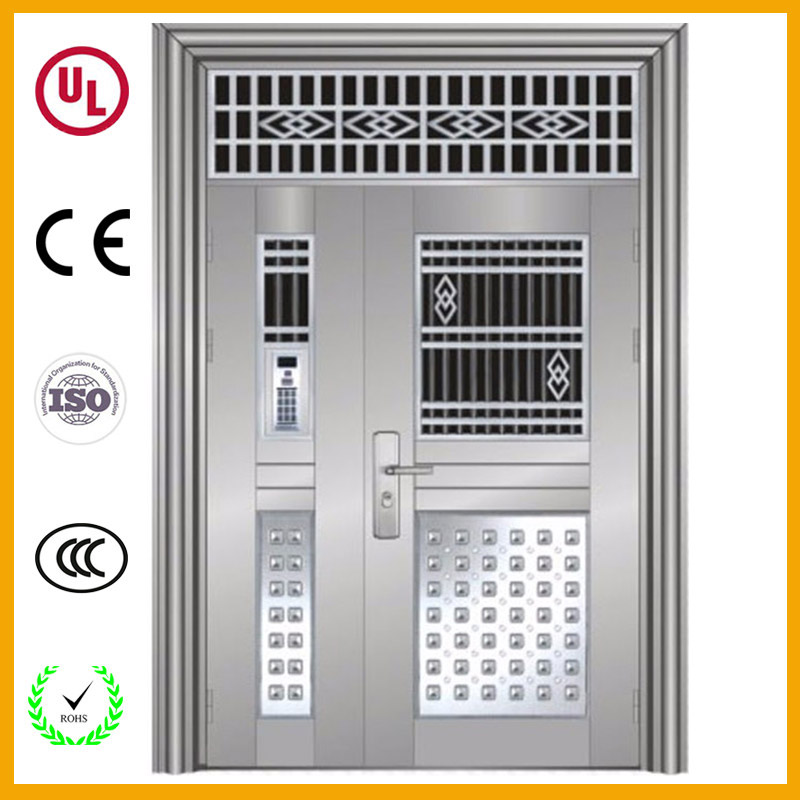 Good Quality Safety Double Door Grill Design Price Buy Safety Door