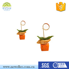 OEM Size food safe bee decorative picks for sale
