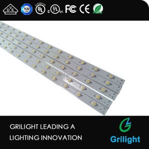 350mA 0.6m 18W high power rigid led strip