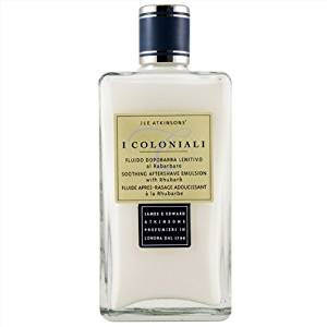 I Coloniali Male Rituals Aftershave with Rhubarb 3.4oz aftershave