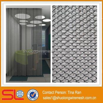 Cascade Coil Shower Curtain