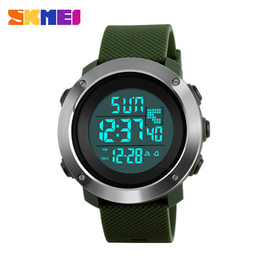 Skmei Best Selling Watches Sport Digital Men Single Piece Break Through Diver