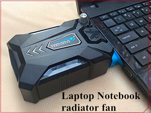 innovations portable pc laptop notebook computer radiator ventilation radiator air suction. Black Bedroom Furniture Sets. Home Design Ideas