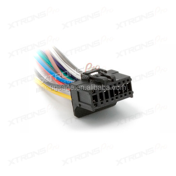 Xtrons Dvd Car Stereo Accessories Iso Radio Wire Wiring Harness Adapter  Connector For Pioneer - Buy Dvd Car Stereo Accessories,Wire Wiring Harness  For Pioneer,Wiring Harness Connector For Pioneer Product on Alibaba.comAlibaba.com