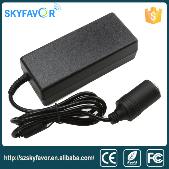Chinese supplier power adaptor 12V 4A Power supply Car Charger Cigarette Lighter plug for car Vacuum cleaner Air pump