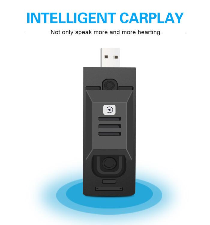 Heylinkit smart auto soluzioni carplay scatola di unichip carplay adattatore mercedes W117 W166 W205 W253