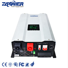 ZLPOWER OEM di Alta Qualità <span class=keywords><strong>GS</strong></span> 4kw 5kw 6kw Solare Off grid Hybrid Inverter con MPPT Regolatore di Carica